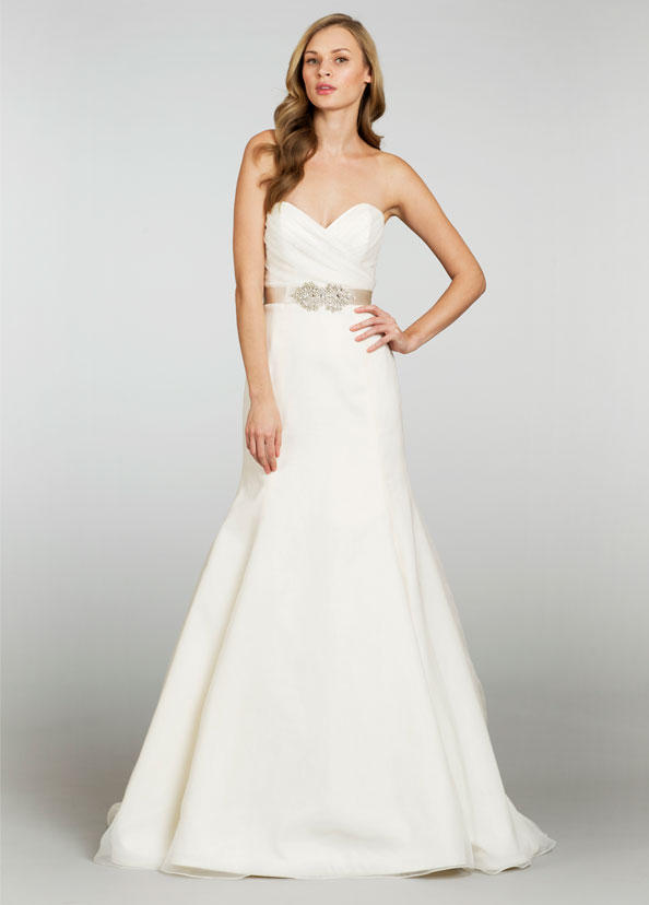 Blush Bridal Gowns, Wedding Dresses Style 1303 by JLM Couture, Inc.