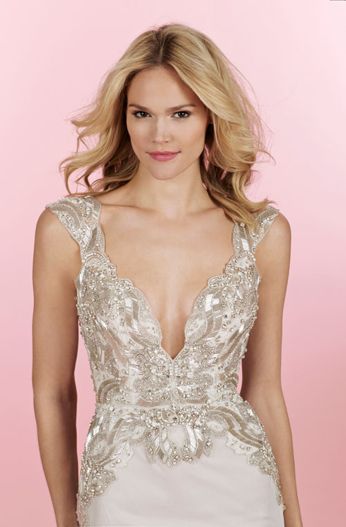 Bridal gowns wedding dresses by hayley paige style hp6463