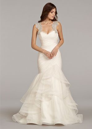 Hayley Paige Bridal Dresses Style 6411 by JLM Couture, Inc.
