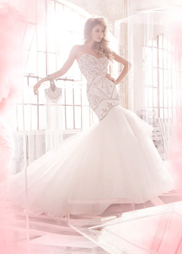 Hayley Paige Bridal Dresses Style 6503 by JLM Couture, Inc.