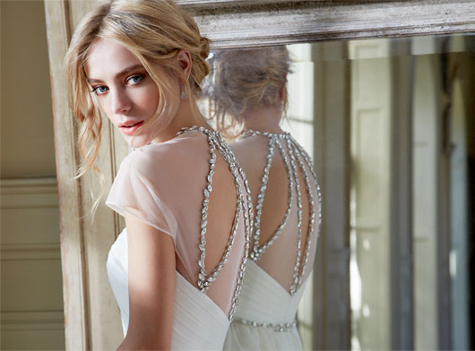 Hayley Paige Bridal Dresses Style 6300 by JLM Couture, Inc.