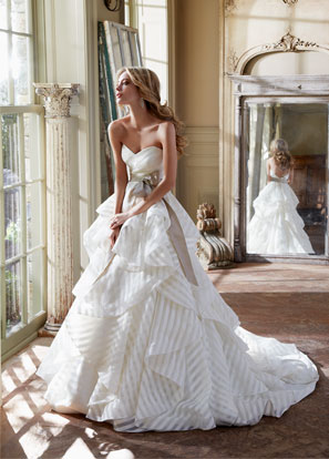 Hayley Paige Bridal Dresses Style 6315 by JLM Couture, Inc.