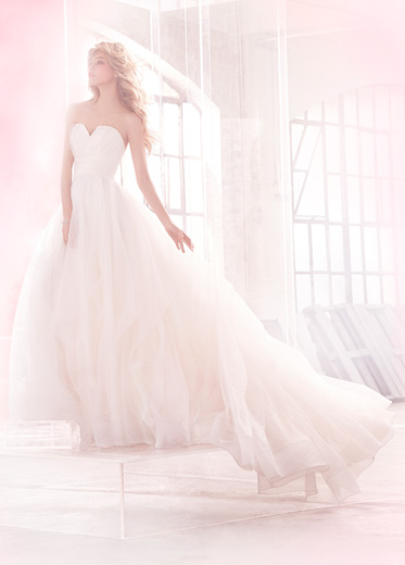 Hayley Paige Bridal Dresses Style 6507 by JLM Couture, Inc.