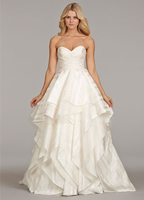 Hayley Paige Bridal Dresses Style 6403 by JLM Couture, Inc.