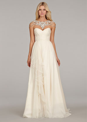 Hayley Paige Bridal Dresses Style 6409 by JLM Couture, Inc.