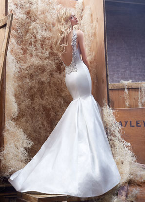 Hayley Paige Bridal Dresses Style 6402 by JLM Couture, Inc.