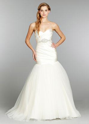 Hayley Paige Bridal Dresses Style 6354 by JLM Couture, Inc.