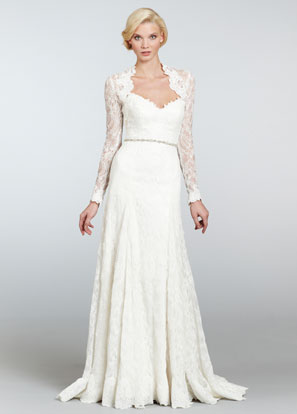 Hayley Paige Bridal Dresses Style 6305 by JLM Couture, Inc.