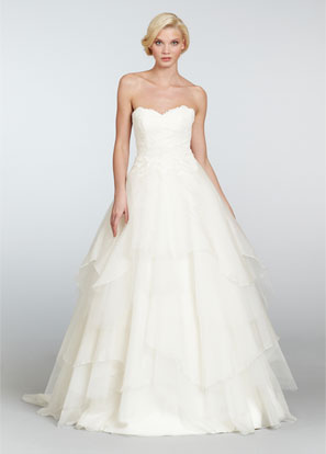 Hayley Paige Bridal Dresses Style 6309 by JLM Couture, Inc.