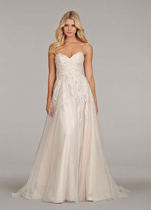 Hayley Paige Bridal Dresses Style 6412 by JLM Couture, Inc.