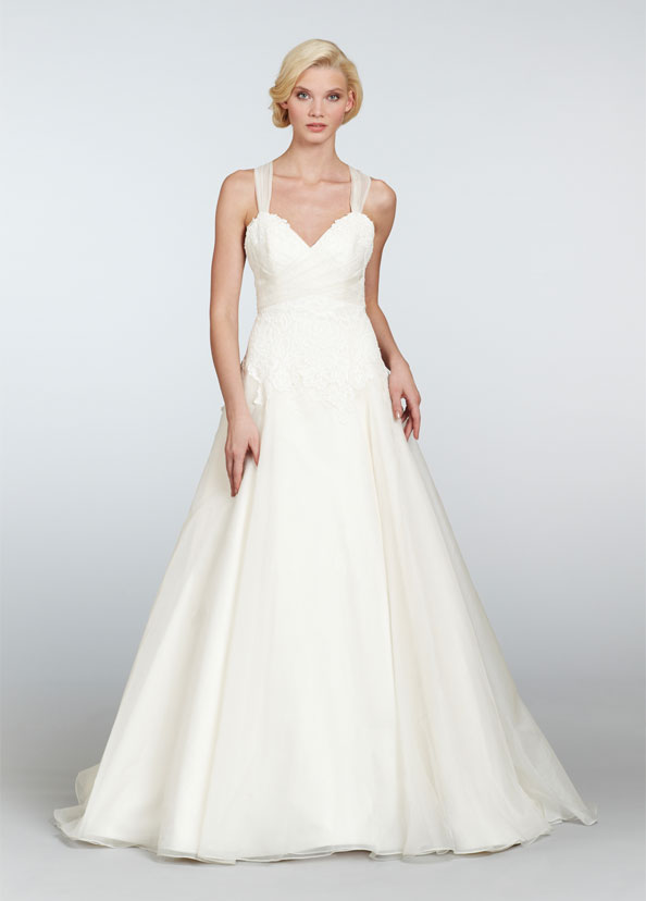 Hayley Paige Bridal Gowns, Wedding Dresses Style HP6303 by JLM Couture, Inc.