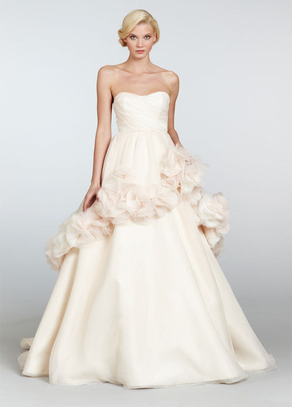 Hayley Paige Bridal Gowns, Wedding Dresses Style HP6316 by JLM Couture, Inc.