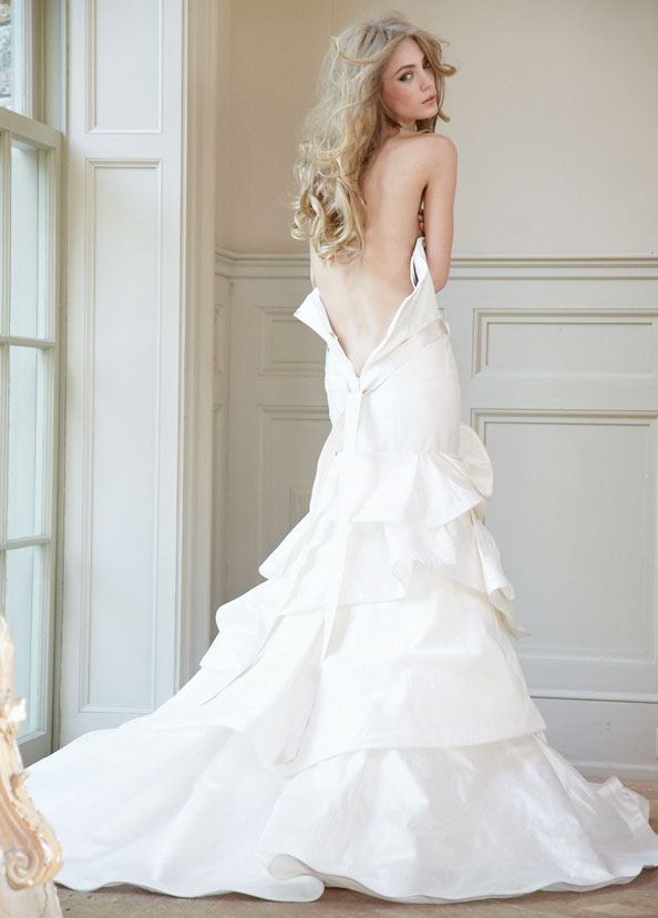 Hayley Paige Bridal Gowns, Wedding Dresses Style HP6260 by JLM Couture, Inc.