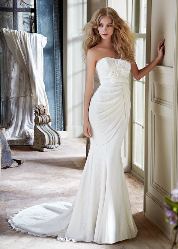 Hayley Paige Bridal Gowns, Wedding Dresses Style HP6207 by JLM Couture, Inc.