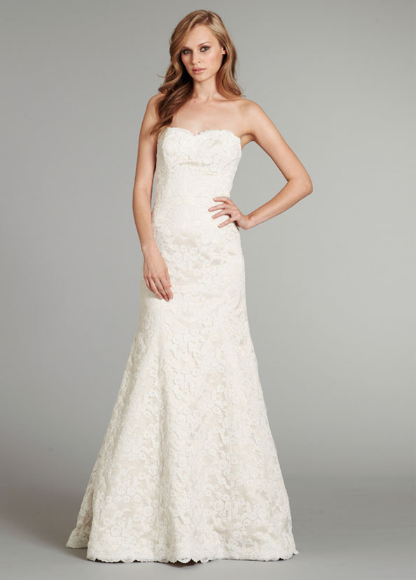 Hayley Paige Bridal Gowns, Wedding Dresses Style HP6213 by JLM Couture, Inc.