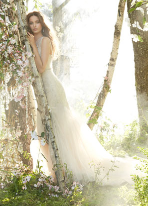 Jim Hjelm Bridal Dresses Style 8352 by JLM Couture, Inc.