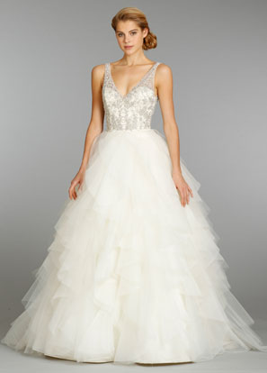 Jim Hjelm Bridal Dresses Style 8364 by JLM Couture, Inc.