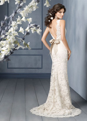 Jim Hjelm Bridal Dresses Style 8904 by JLM Couture, Inc.