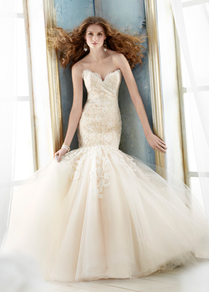 Jim Hjelm Bridal Dresses Style 8214 by JLM Couture, Inc.