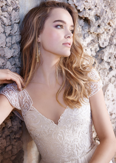 Jim Hjelm Bridal Dresses Style 8508 by JLM Couture, Inc.