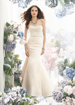 Jim Hjelm Bridal Dresses Style 8250 by JLM Couture, Inc.