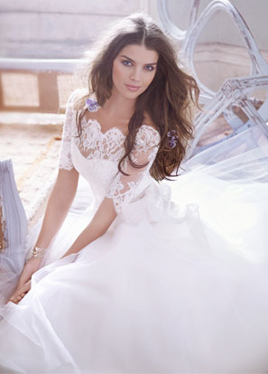 Jim Hjelm Bridal Dresses Style 8313 by JLM Couture, Inc.