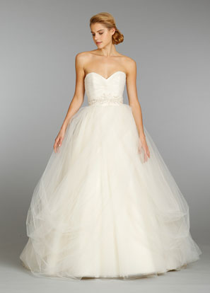Jim Hjelm Bridal Dresses Style 8351 by JLM Couture, Inc.