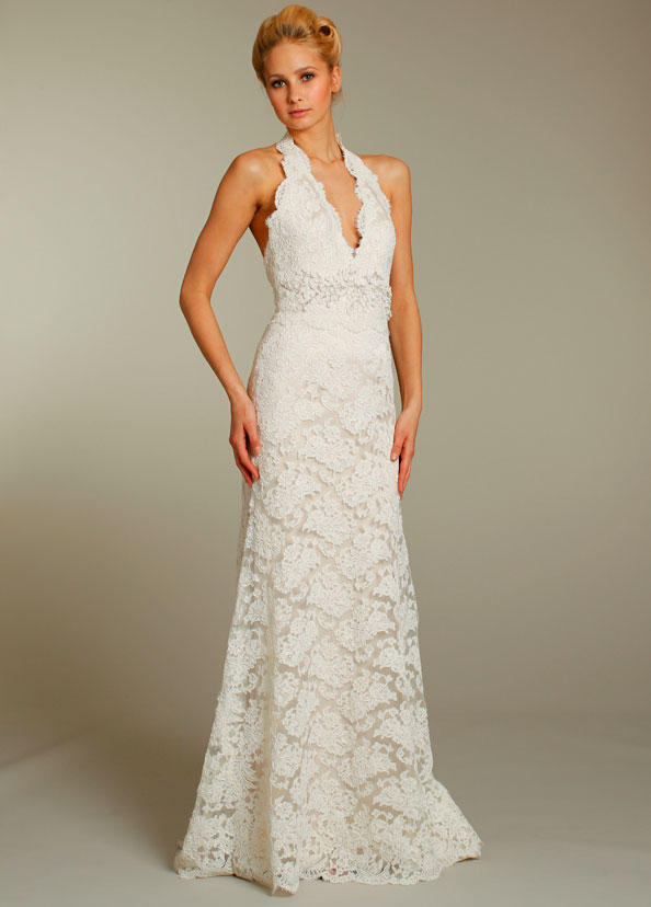 Jim Hjelm Bridal Gowns, Wedding Dresses Style jh8154 by JLM Couture, Inc.