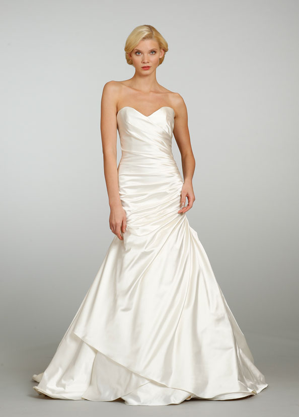 Jim Hjelm Bridal Gowns, Wedding Dresses Style jh8305 by JLM Couture, Inc.