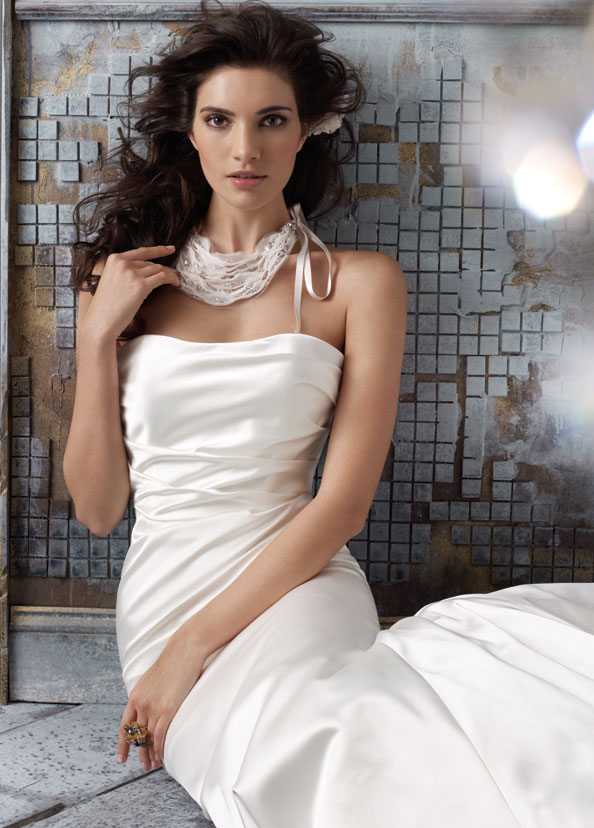 Jim Hjelm Bridal Gowns, Wedding Dresses Style jh8114 by JLM Couture, Inc.