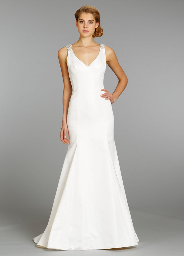 Jim Hjelm Bridal Gowns, Wedding Dresses Style jh8361 by JLM Couture, Inc.