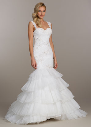 Lovelle By Lazaro Bridal Dresses Style 4506 by JLM Couture, Inc.