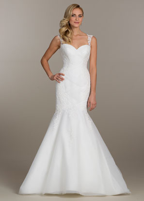 Lovelle By Lazaro Bridal Dresses Style 4501 by JLM Couture, Inc.