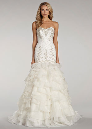 Lovelle By Lazaro Bridal Dresses Style 4411 by JLM Couture, Inc.