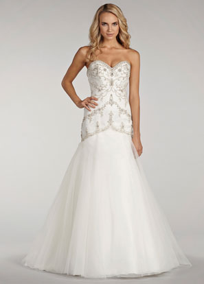 Lovelle By Lazaro Bridal Dresses Style 4405 by JLM Couture, Inc.
