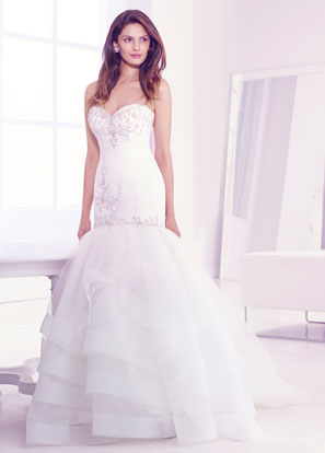 Lovelle By Lazaro Bridal Dresses Style 4401 by JLM Couture, Inc.
