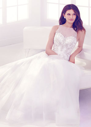 Lovelle By Lazaro Bridal Dresses Style 4404 by JLM Couture, Inc.