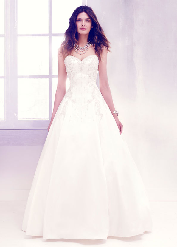 Lovelle By Lazaro Bridal Gowns, Wedding Dresses Style LL4410 by JLM Couture, Inc.