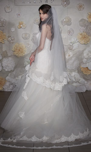 Lazaro Bridal Accessories Style L955 by JLM Couture, Inc.