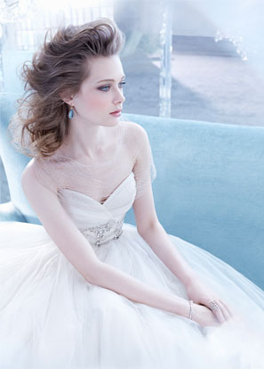 Lazaro Bridal Dresses Style 3453 by JLM Couture, Inc.