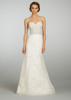 Lazaro Bridal Dresses Style 3305 by JLM Couture, Inc.