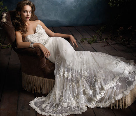 Lazaro Bridal Dresses Style 3106 by JLM Couture, Inc.