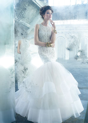 Lazaro Bridal Dresses Style 3301 by JLM Couture, Inc.