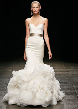 Lazaro Bridal Dresses Style 3312 by JLM Couture, Inc.