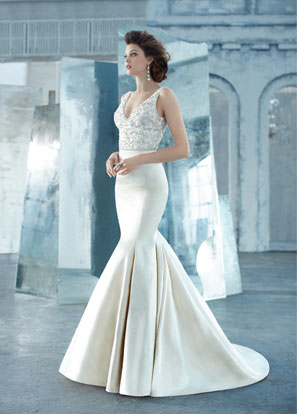 Lazaro Bridal Dresses Style 3314 by JLM Couture, Inc.