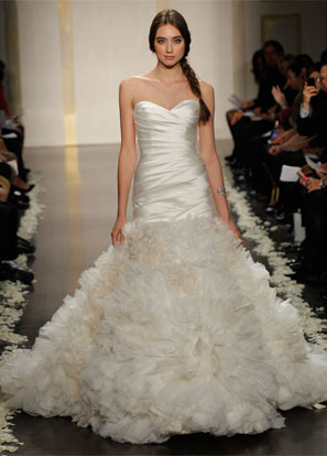 Lazaro Bridal Dresses Style 3208 by JLM Couture, Inc.