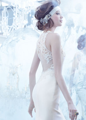 Lazaro Bridal Dresses Style 3356 by JLM Couture, Inc.