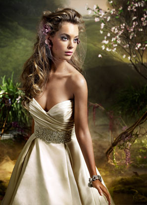 Lazaro Bridal Dresses Style 3018 by JLM Couture, Inc.