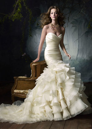 Lazaro Bridal Dresses Style 3050 by JLM Couture, Inc.