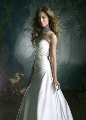 Lazaro Bridal Dresses Style 3053 by JLM Couture, Inc.